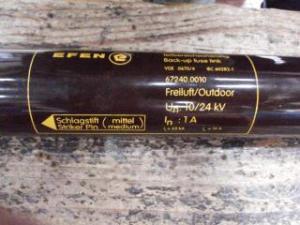 fuse efen 10-24kV 1A 442mmx45mm