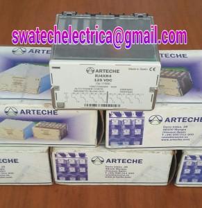 RJ4XR4 110V DC Arteche.