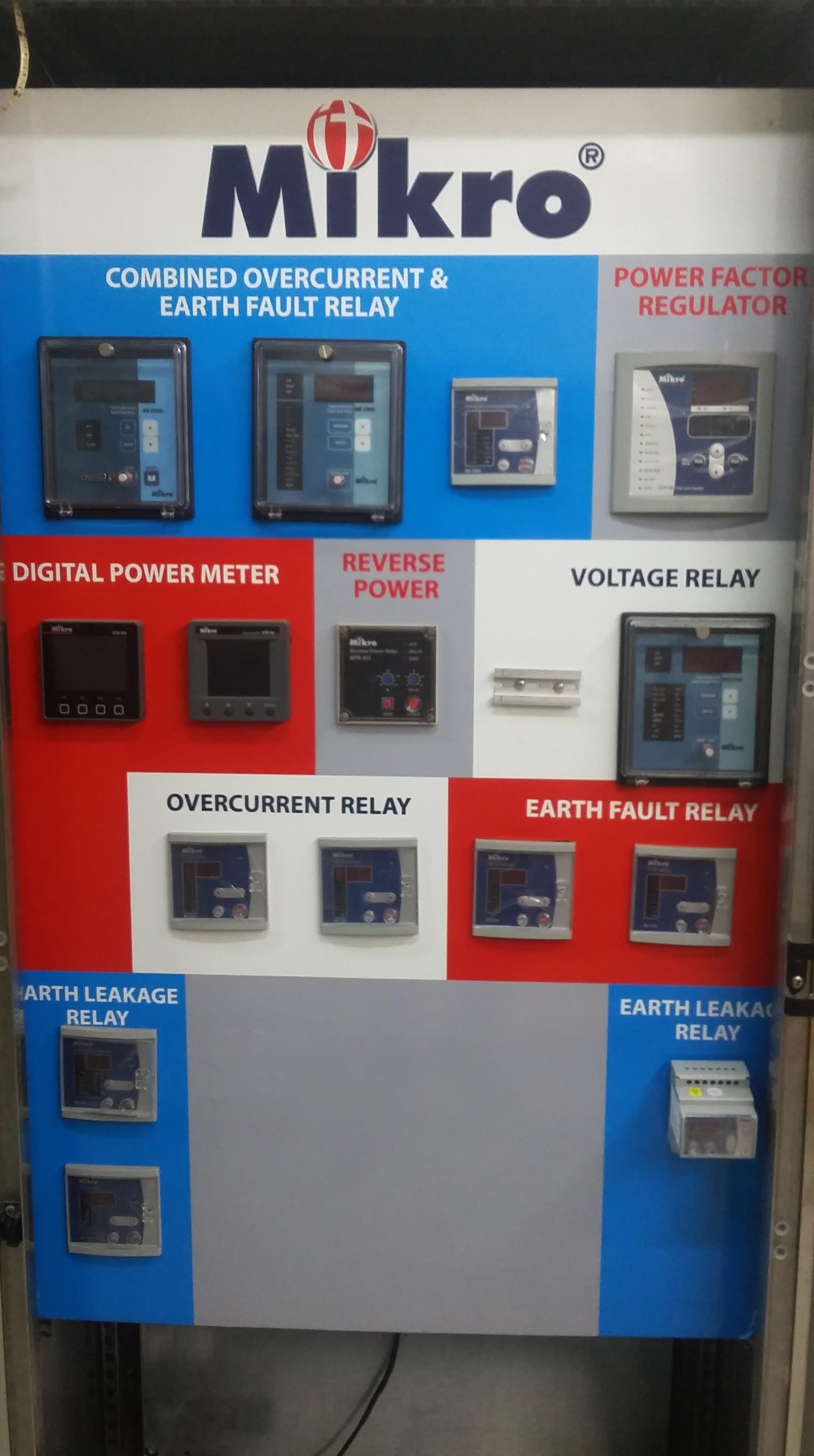 SWATECH ELECTRICA – Sell/Jual-Sepam/MiCOM/SPAJ/KAVR/KAVS